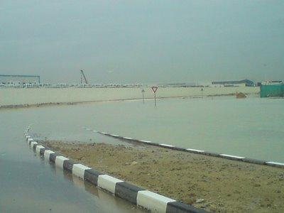 "Jebel Ali ""lake"""