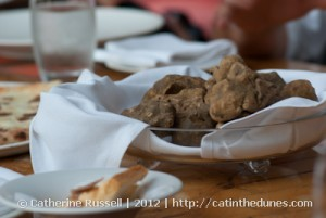 White Truffles from Ronda Locatelli