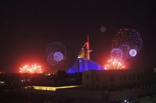 New Year 2014 record breaking fireworks