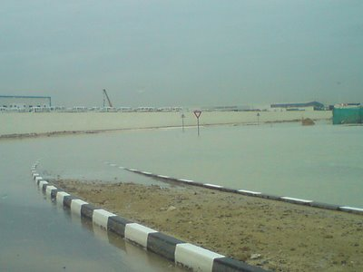 "Jebel Ali ""lake"""