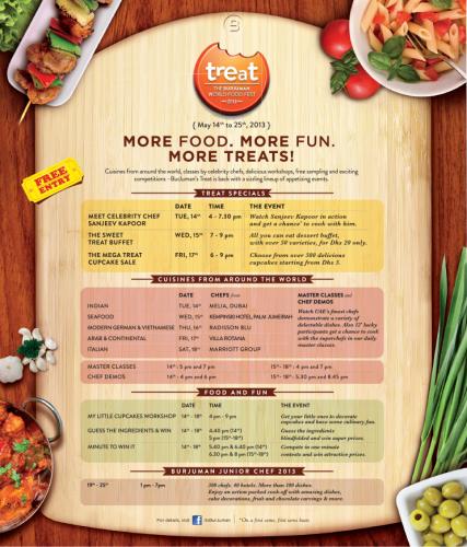 Burjuman World Food Festival